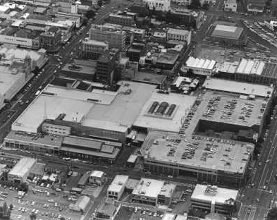 Bay City Plaza (now Westfield Geelong)
